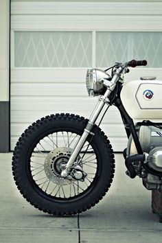 BMW R100/7 by Boyle Custom Moto