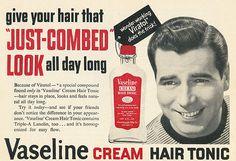 Vaseline Hair Tonic