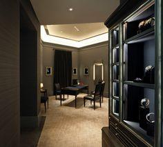 Harry Winston opens a new salon in Shanghai | Fashion | Wallpaper* Magazine: design, interiors, architecture, fashion, art