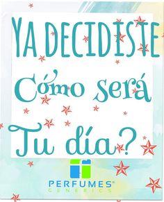Tú decides cómo será tu día #FelizLunes #bucaramanga #cucuta #valledupar