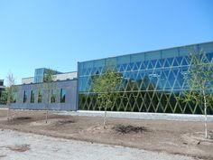 Centre, Wood Construction
