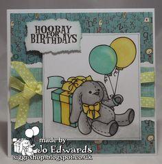 Siggi Shop: Birthday Bunny