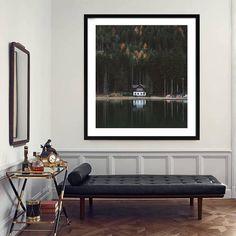 The Lakehouse - Jannick Obenhoff - Merchandise - TCH Store Beautiful Scenery, Cottage, Rustic, Cool Stuff, Store, Image, Art, Country Primitive, Art Background