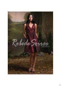Robe de Soirée Courte-La mode vestimentaire décontracté soir Bright AXED392