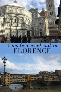 Read about a weekend in Florence