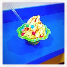 Frozen Yogurt!