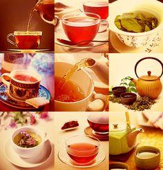 Tea everyday