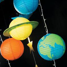 God's+Galaxy+VBS+DIY+Paper+Lantern+Planets+Décor+Idea+-+OrientalTrading.com
