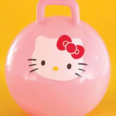 Kids love to bounce! Licensed Hopper Ball lets them bounce along with one of their favorite characters. Not only is it fun indoors and out, b Outdoor Fun For Kids, Indoor Outdoor, Hello Kitty Merchandise, Ltd Commodities, Lakeside Collection, Piggy Bank, Cool Kids, Things That Bounce, Diys