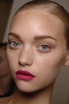 Pat McGrath: Beauty Notes - Pat McGrath's most memorable catwalk beauty looks