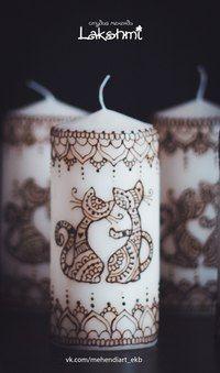 Мехенди - KORIZA - роспись хной барнаул