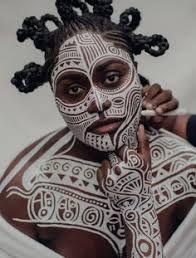Resultado de imagem para african warrior tribes