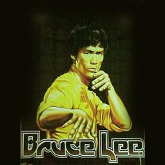Illustrated Bruce Lee Poster  $3.99