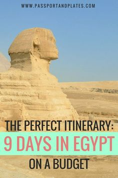 Traveling to Egypt? This perfect itinerary includes everything you need to know about where to go, what to do, where to eat, how to get around, and all the best things to do in Egypt. Click to read!   #Egypt #EgyptTravel #AfricaTravel #EgyptItinerary #EgyptGroupTour