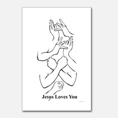 Jesus Loves You Sign Language Baby Sign Language Chart, Sign Language Phrases, Learn Sign Language, Language Quotes, Deaf Bible, Libra, Learning Languages Tips, Prayer Signs, British Sign Language