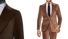Suit Supply San Diego Cut - Wouldn't wear it but pretty fantastic.