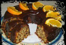 Εύκολο κέικ πορτοκαλιού χωρίς αυγά και βούτυρο | Olga'scuisine.gr
