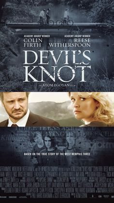 West Memphis Three drama 'Devil's Knot' with Reese Witherspoon and Colin Firth. Hearing Colin firth speak with a southern accent is definitely a first. Movies 2014, Netflix Movies, Hd Movies, Movies Online, Movies To Watch Free, Great Movies, Love Movie, Movie Tv, Movie Blog