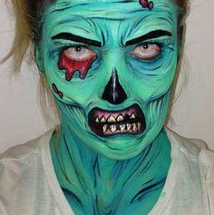 Halloween Makeup Artists on Instagram | POPSUGAR Beauty Photo 41