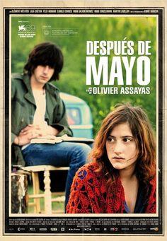 #DespuesDeMayo #Estrenos de la cartelera de cine española del 21 de Junio de 2013. Pincha en el cartel para ver el tráiler