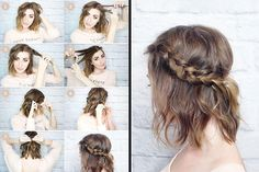 Festive Hairstyles for Every Length   BeBEAUTIFUL