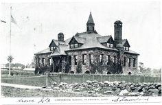 Stamford Ct – Glenbrook School – UDB – 1906 | eBay