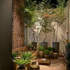 Get tips from professional landscape designers on how to design a small patio. See pictures of small patio ideas for your own patio design. Courtyard Gardens Design, Small Backyard, Backyard Design, Garden Seating, Outdoor Living, Patio Interior