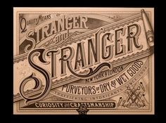 old time typography - Google Search