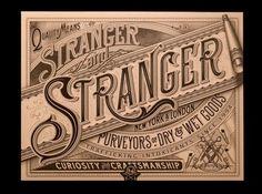 Resultado de imagem para typografie old banner