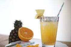Fruchtiger-Ananas-Drink-Rezept