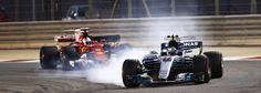 Lewis Hamilton & Sebastian Vettel, Bahrain GP 2017