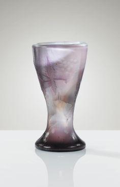 gallé, emile vase, vers 1895 ||| object ||| sotheby's pf1404lot788zyen