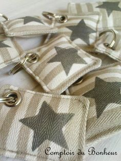 Sewing Crafts, Sewing Projects, Coin Couture, Fat Quarter Projects, Fabric Stars, Scented Sachets, Leather Workshop, Lavender Bags, Creation Couture