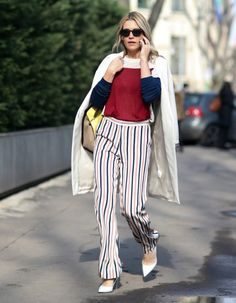 Il est cette saison le roi de notre dressing : le pantalon extra-large est la pièce qu'on va adorer porter ce printemps. Voici 20 looks pour se l'approprier. http://www.elle.fr/Mode/Mode-street-style/Street-style-et-si-le-pantalon-XXL-etait-le-nouveau-slim