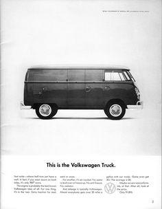 Volkswagen Ad - Truck
