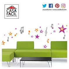 Renueva las estancias, dando estilo y un toque diferente a tus paredes con nuestro grandioso vinil.