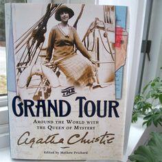 Agatha Christie The Grand Tour, 2012 edited Mathew Prichardhttps://prosperolane.com/collections/biography/products/agatha-christie-the-grand-tour-2012-edited-mathew-prichard