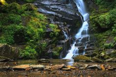 These 20 Breathtaking Waterfalls Are Hiding In North Carolina