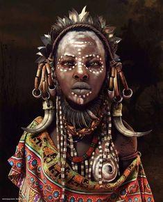Image result for african god of cold