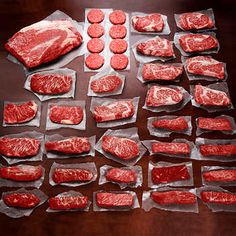 of Fullblood Wagyu BeefRaised in Enumclaw, WashingtonProcured by Authentic Wagyu, LLCExtensive MarblingShips uncooked and frozen Brisket Flat, Hanger Steak, Bacon On The Grill, Wagyu Beef, Beef Patty, Angus Beef, Cooking Instructions, Health Eating, Sauce