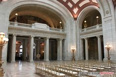 Old Courthouse in Cleveland, my wedding venue