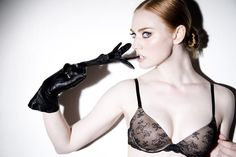Deborah Ann Woll - she plays Jessica on True Blood and she's cute as a button!