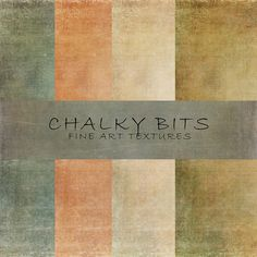 Check out Chalky Bits Fine Art Textures by 2 Lil Owls Studio on Creative Market