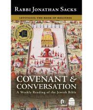 Covenant & Conversation Vol. 3 Leviticus, the Book of Holiness  Koren Publishers Jerusalem