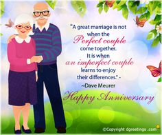 Anniversary wishes are special and add color to one's celebrations. with this beautiful anniversary quote card.