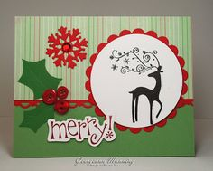 Stampin' Everything!: Merry, Merry!