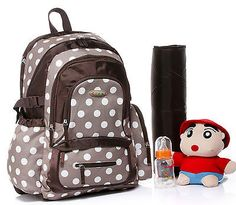 New-Fashion-Pretty-Baby-Diaper-Nappy-Changing-Backpack-Mummy-Bag-BP045
