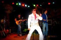 Nashville Elvis Impersonator Chuck Baril at The Stage in Nashville #nashvilleelvisimpersonator
