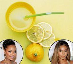 Perte d'un demi-kilo par jour avec le régime de citron Beyonce! Découvrez le secret de ce régime pour maigrir et pour détoxiquer votre corps…