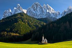 I cannot express how much I want to be there! (Santa Maddalena, Trentino-Alto Adige, IT)